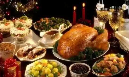 感恩节不能光想着吃!能有得吃应该心存感...