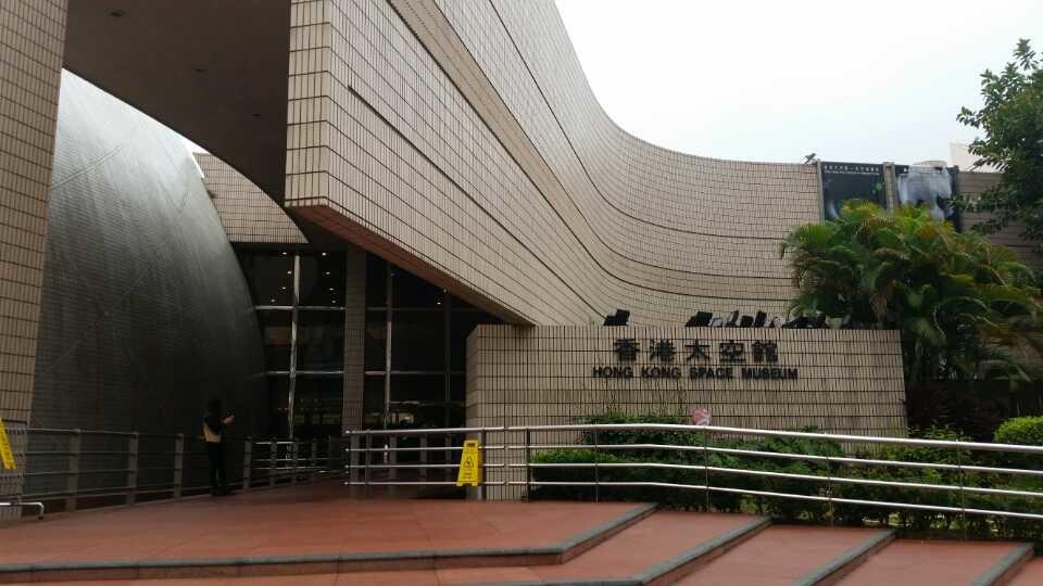 香港太空馆『翔空之梦3D电影』和『太空...