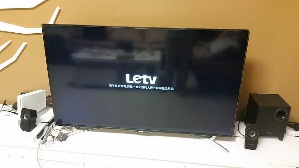 新乐视TV到了,啦啦啦!