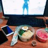 午餐时间,夏天吃饭没胃口,冷饮倒是吃不够!