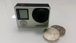 GoPro……4K高清运动摄影机,四千一个,奔跑吧兄弟爸爸去哪儿必备跟拍神器!赶快学会用!