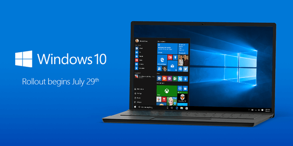 Windows10, see you tomorrow!