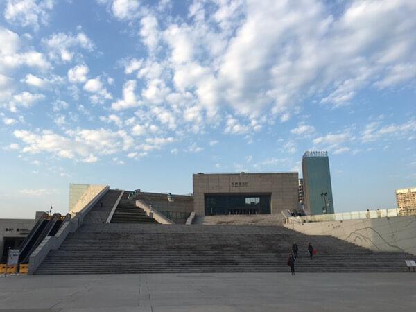 又到长沙滨江文化园
