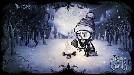 在腾讯的TGP平台购买了《饥荒》这款游戏!