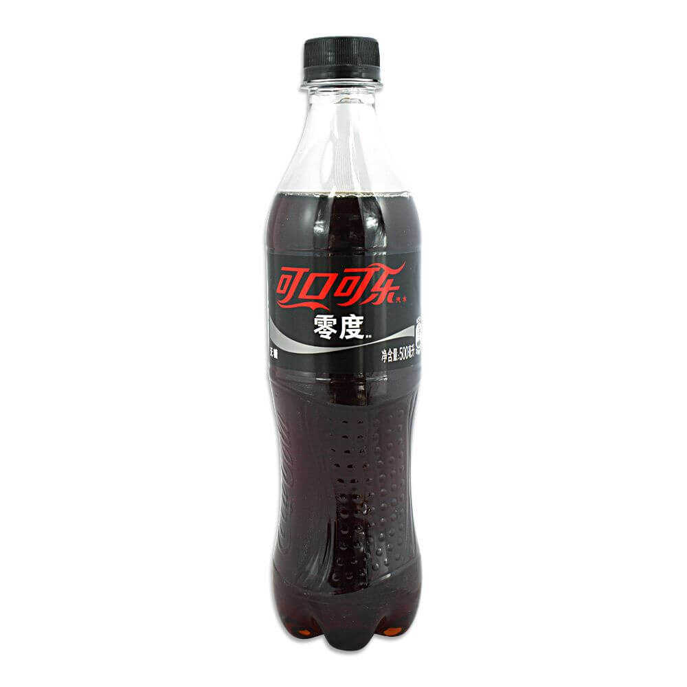 长沙没得百事可乐的极度卖,只好用可口可乐的零度替代,减肥忍不住的时候可以爽一下!