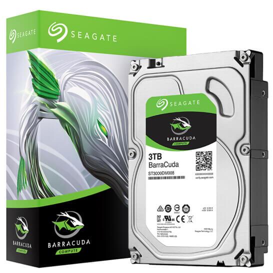 给电脑加了块3T的硬盘,文件还是存本地比较安全。