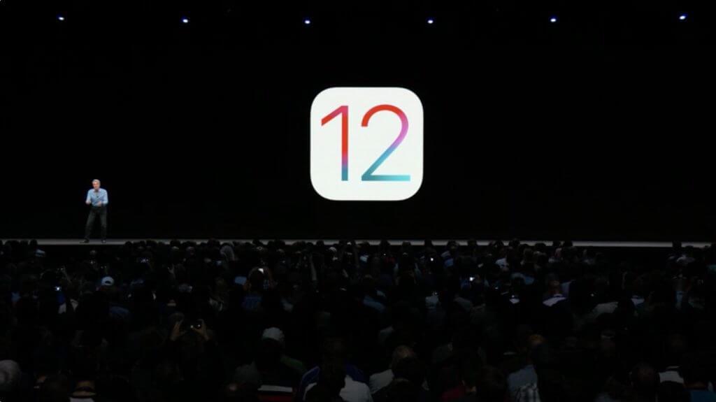 更新最新的iOS 12 速度提升明显!