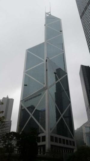 香港上午一路上照片集锦……
