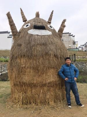 果园镇浔龙河生态艺术小镇,感觉然并卵!