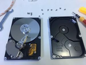 嗯嗯  原来三星的机械硬盘是这么的美丽