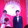 兄弟祝你新婚快乐!