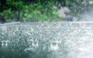 不开心,说好的暴雨呢?
