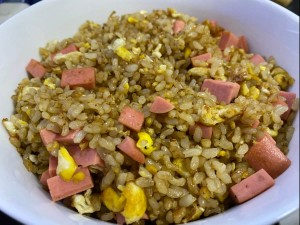 糙米蛋炒饭
