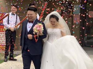 紫阳兄弟新婚快乐!