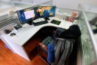 搬新办公室,换新工位。