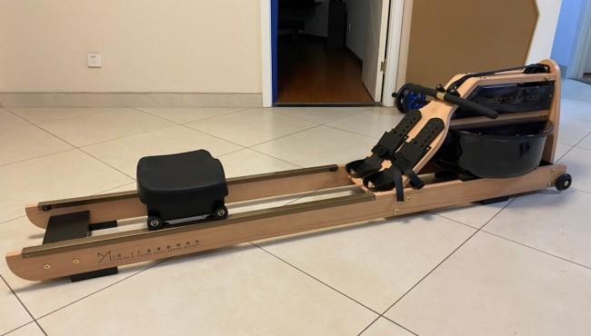 减肥新装备——划船机