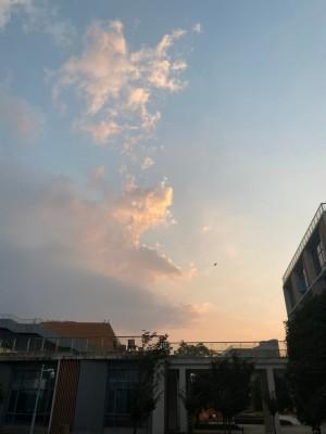 这是火烧云么