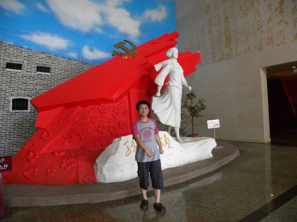 红色之旅-杨开慧纪念馆与任弼时故居