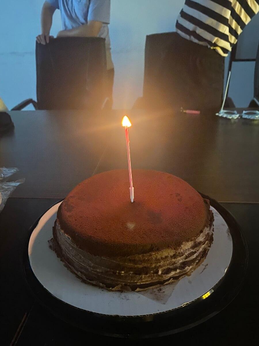 祝我生日快乐!2021